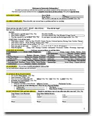 University Orthopedics - How to prepare for your appointment ... on health care patient forms, physical therapy mission statement, physical therapy chiropractic, urgent care patient forms, physical therapy newsletter, physical therapy before and after, physical therapy home, physical therapy appointment, psychiatry patient forms, physical therapy health history form, physical therapy follow up form, ct scan patient forms, physical therapy staff, physical therapy education, physical therapy doctors, physical therapy treatments, physical evaluation form, physical therapy technology, physical therapy employment, ob gyn patient forms,