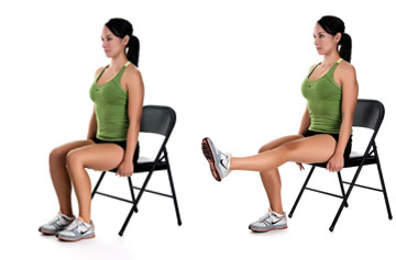 knee full extension exercise