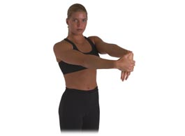 wrist stretch flexion