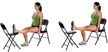 University Orthopedics Knee Exercises