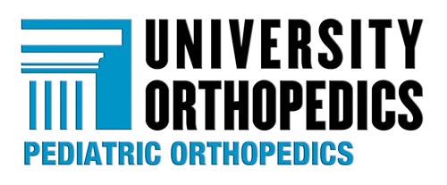 Pediatric Orthopedics at University Orthopedics - Healers